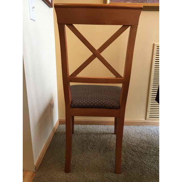 Transitional Dania Dining Set - 7 Pieces For Sale - Image 4 of 8