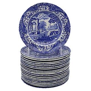Spode Italian Dessert Plates - Set of 20