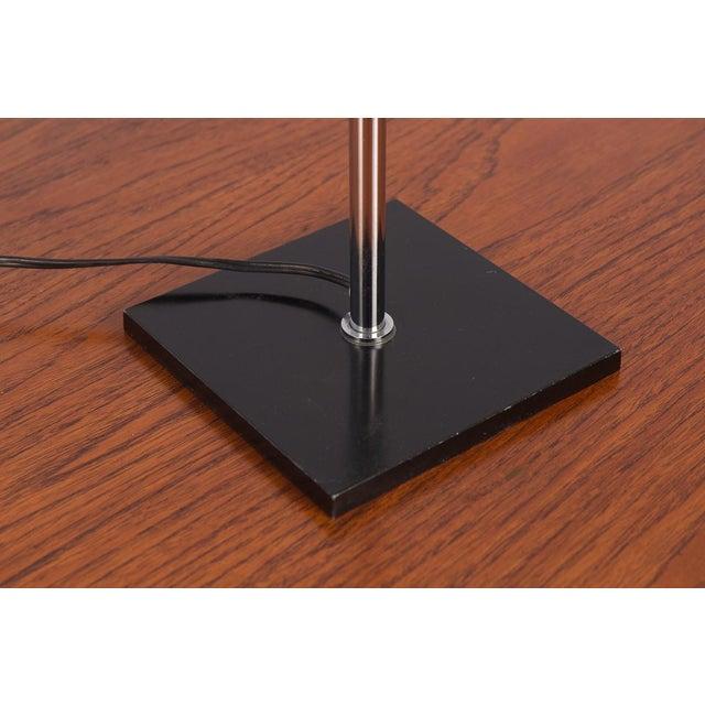 Lightolier Lightolier Chrome Desk Lamp For Sale - Image 4 of 7