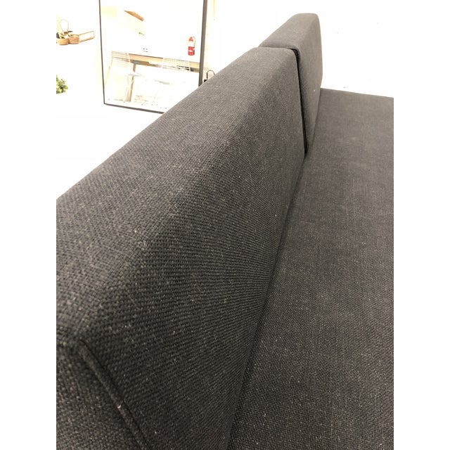 Museum Piece - Arden Riddle Mid Century Modern Sofa Daybed For Sale - Image 9 of 11