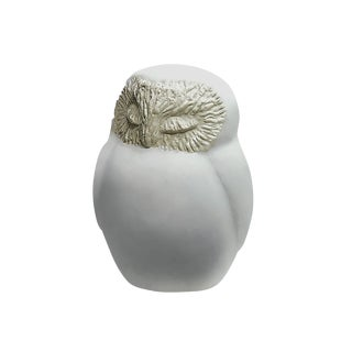 Andersen Design Sleepy Owl Figurine For Sale