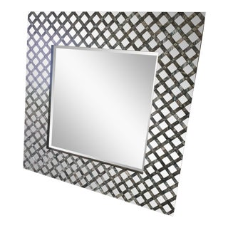 Contemporary Stunning Mother of Pearl Mirror