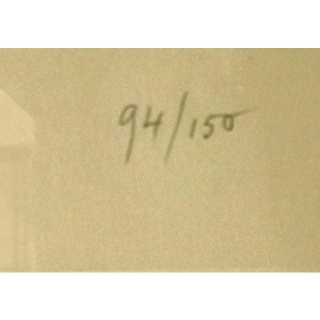 Jean Cocteau Jean Cocteau Lithograph For Sale - Image 4 of 7