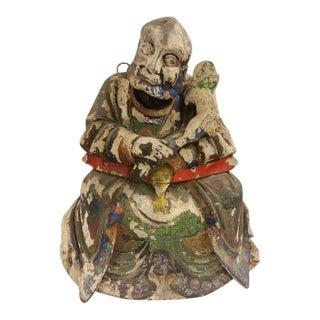 Vintage Vajraputra Buddha Stature
