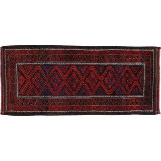 "Vintage Persian Turkoman Rug - 3'0"" X 6'5"""