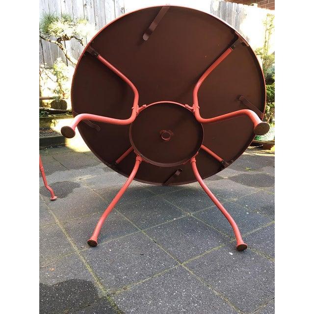 Francois Carré Sunburst Patio Furniture For Sale - Image 11 of 13
