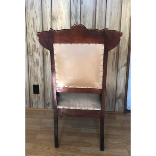 Late 19th Century Antique Victorian Hand-Carved Side Chair Preview