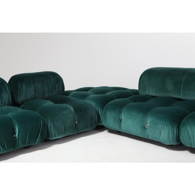 1970s Camaleonda Sectional Sofa by Mario Bellini For Sale - Image 5 of 9