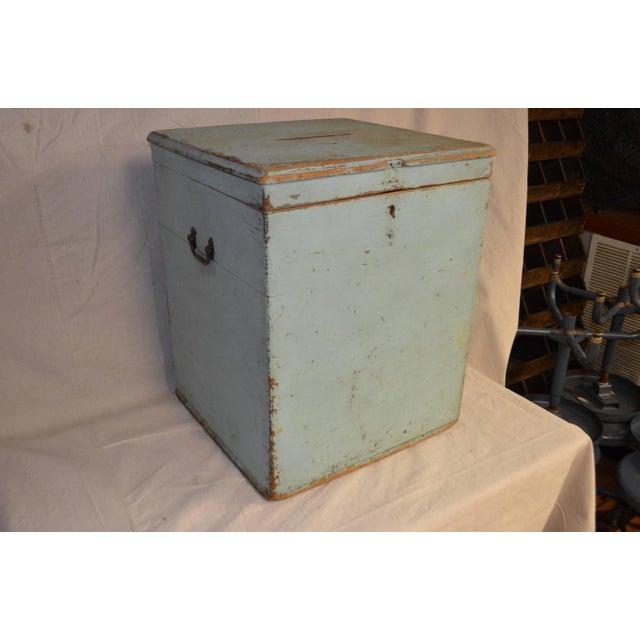 Ballot Box of Wood - Image 2 of 8