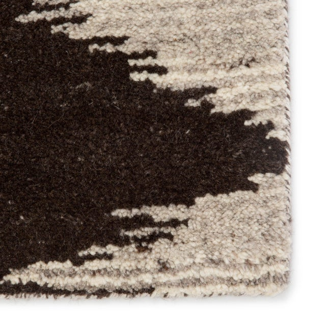 Contemporary Jaipur Living Ozark Hand-Knotted Geometric Area Rug - 5′ × 8′ For Sale - Image 3 of 6