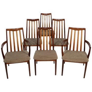Set of 6 Teak Dining Chairs by G Plan