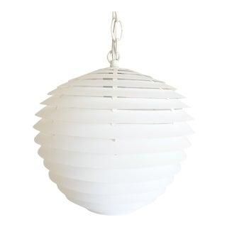1960s Danish Modern Pendant Light For Sale