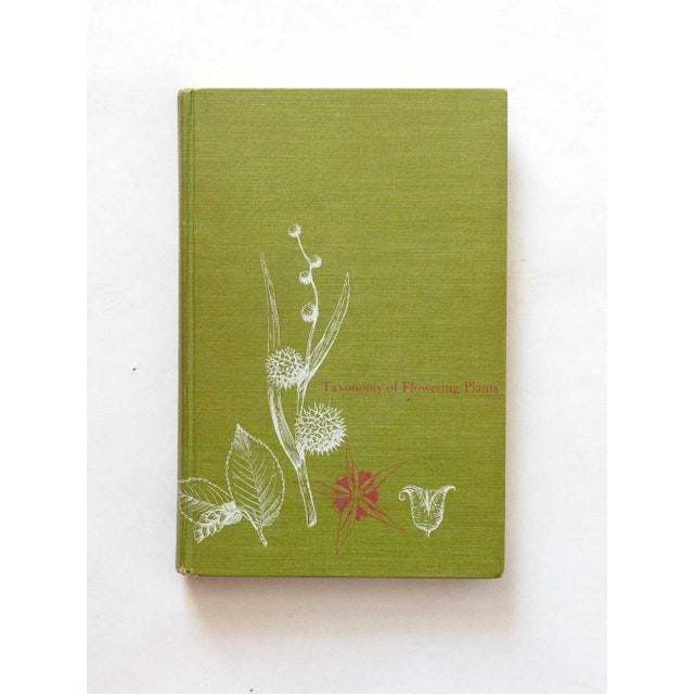 1967 Vintage Taxonomy of Flowering Plants Book For Sale - Image 11 of 11