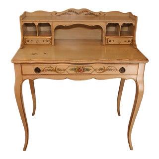 Antique Traditional Writing Desk For Sale