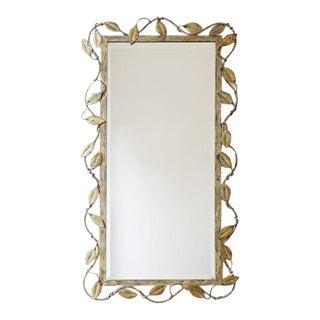 Bronze Mirror, Midcentury For Sale