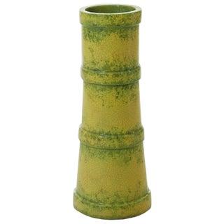 Monumental Floor Vase by Hans Hedberg For Sale