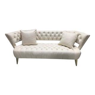 Caracole Come Full Circle Sofa For Sale