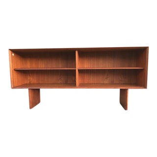 Mid Century Modern Bookcase Made in Denmark For Sale