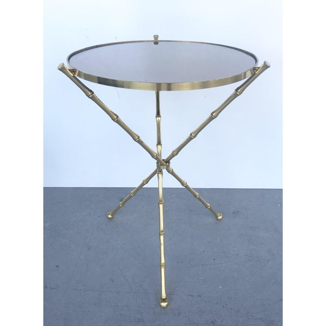 Mid-Century Jean Michel Frank Style Table - Image 2 of 6