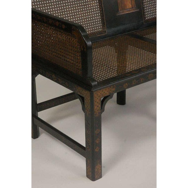Asian Chinoiserie Seating Suite For Sale - Image 3 of 10