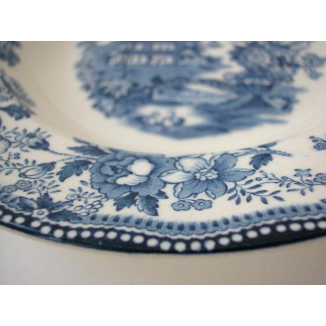 Blue & White Royal Staffordshire Bowls - Set of 8 - Image 6 of 11