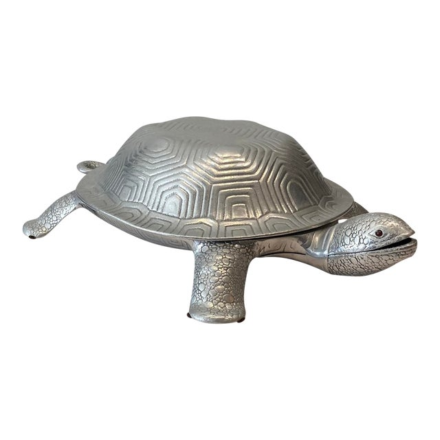 Aruther Court Turtle Serving Dish With Ladle For Sale