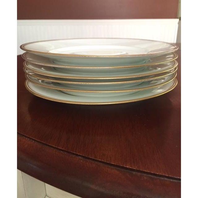 Antique Limoges France Dinner Plates - Set of 6 - Image 9 of 9