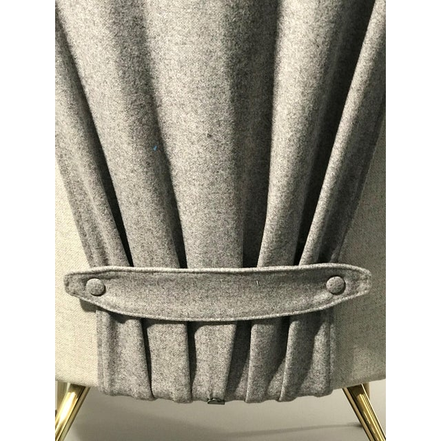 Brass Martingala by Marco Zanuso For Sale - Image 7 of 8