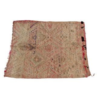 Vintage Berber Rug For Sale