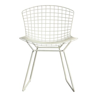 Vintage Mid Century for Knoll Bertoia Side Chair For Sale