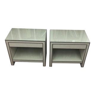 Bernhardt Bedside Tables - A Pair