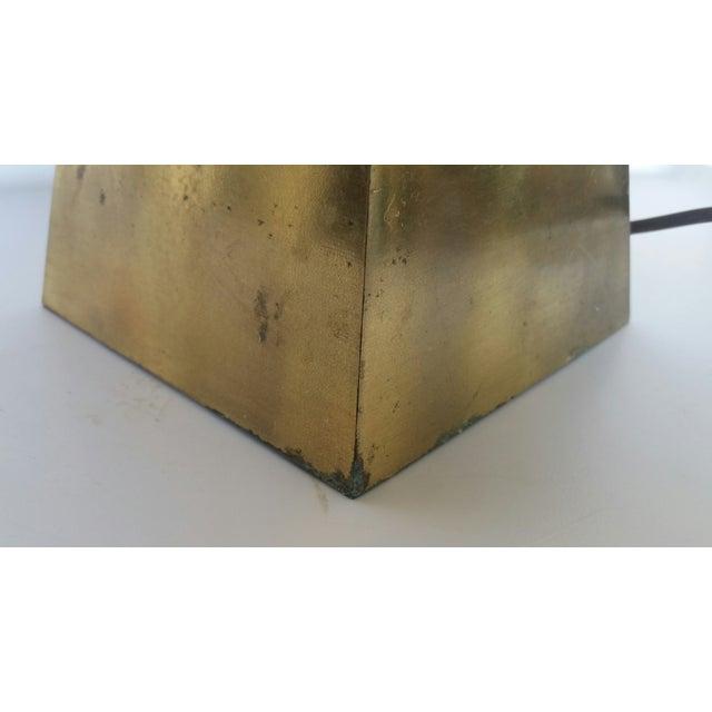 Vintage Brass Pineapple Lamp - Image 4 of 5
