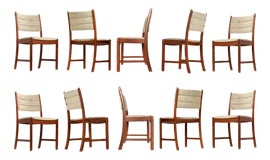 Image of Johannes Andersen Dining Chairs