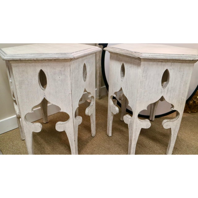 Islamic Moroccan Tables For Sale - Image 3 of 8