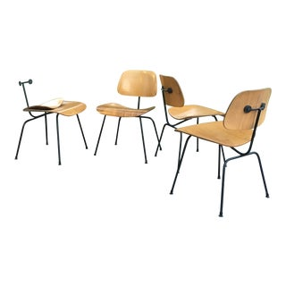 Eames for Herman Miller Dining Chairs - Set of 4 For Sale