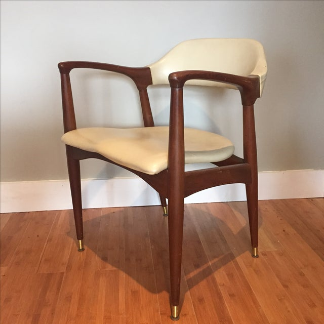Mid-Century Modern Chair by Jamestown Lounge Co For Sale - Image 5 of 10