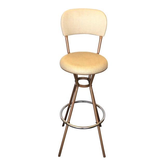 Cool 1960S Vintage Cosco Swivel Stool Machost Co Dining Chair Design Ideas Machostcouk