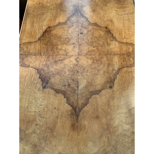1960s 1960s Mid-Century Modern Burl Wood American of Martinsville - a Pair For Sale - Image 5 of 11