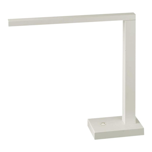 Soft White Swivel Arm Desk Light For Sale