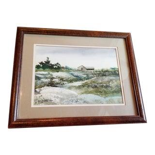 Gene Dougherty Original Landscape Painting For Sale