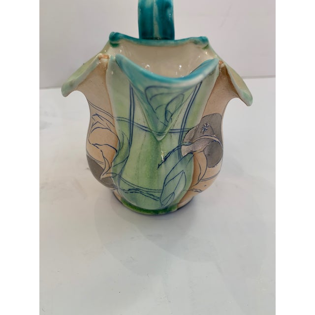 Handmade Pottery by Julia Galloway -Set of 3 For Sale In Philadelphia - Image 6 of 13