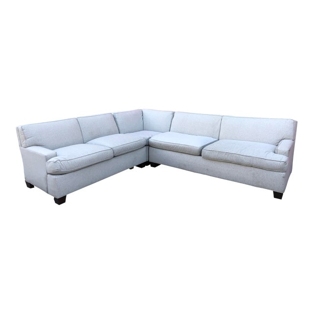 Mariette Himes Gomez Foster Contemporary Sectional Couch