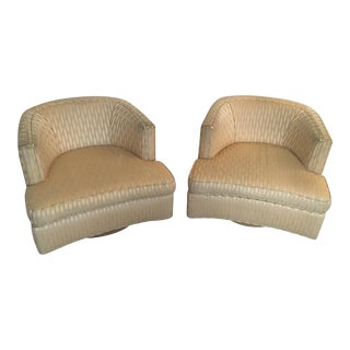 Harvey Probber 1950s Lounge Chairs - A Pair