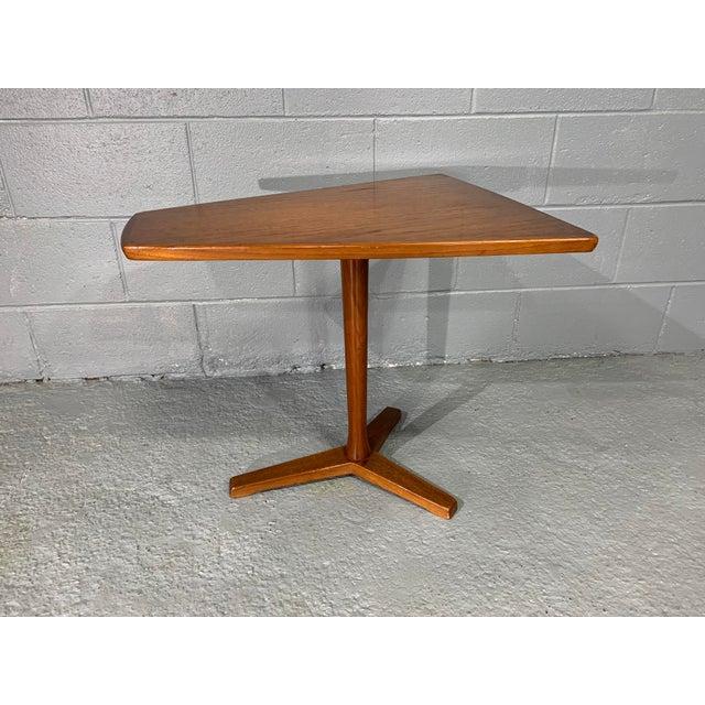 1960s 1960s Mid-Century Swedish Modern Dux Teak Side Table For Sale - Image 5 of 13