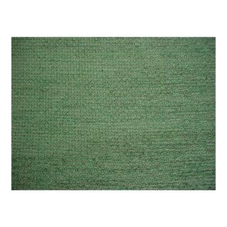 Brunschwig Et Fils Br-Wicker Texture Green Tweed Upholstery Fabric - 4 1/8 Yards For Sale