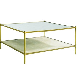Contemporary Lillian August for Hickory White Cocktail Table For Sale
