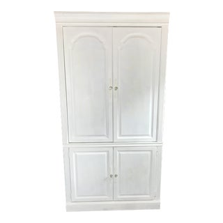 Baby Armoire With Changing Station