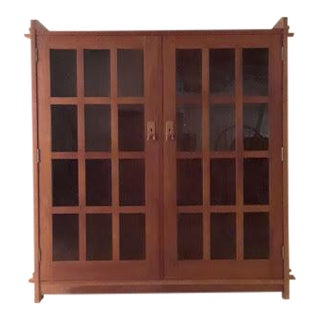 Stickely Mission Cherry Wood Collection Bookcase