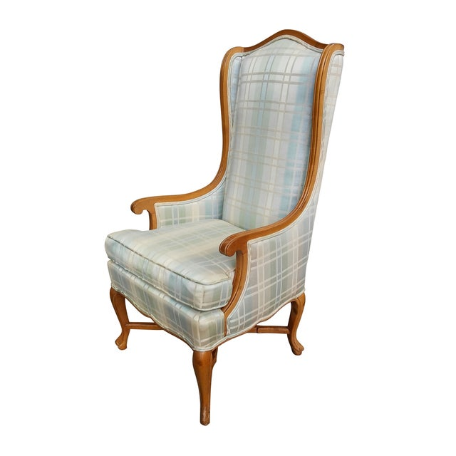Century Wingback Dining Chairs - Set of 4 - Image 2 of 9