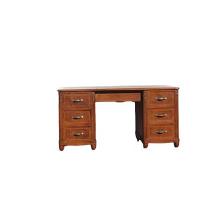 French Art Deco Desk For Sale